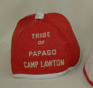 Tribe of Papago Beanie (Credit: Bill Topkis)