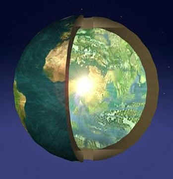 La Terre creuse (1/5)
