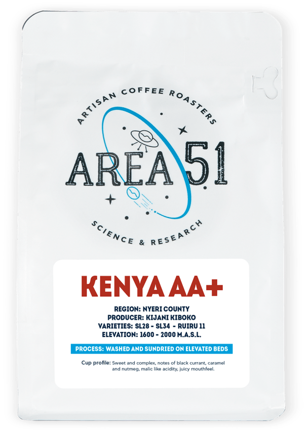 Area 51 Coffee - KENYA