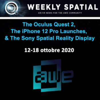The Weekly Spatial 12-18 ottobre