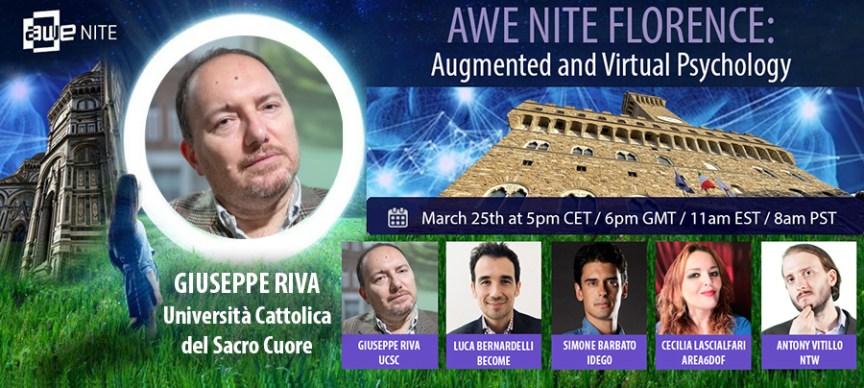 Giuseppe Riva_AWE Nite Firenze