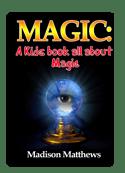 Magic book cover small