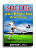 Soccer book cover small