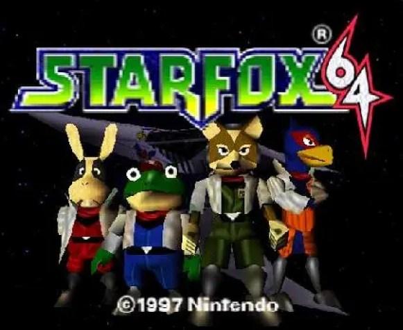 Sabías que Star Fox 64 fue lanzado al mercado para demostrar el ...
