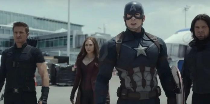 Resultado de imagen para Capitán América: Civil War - (01/08)