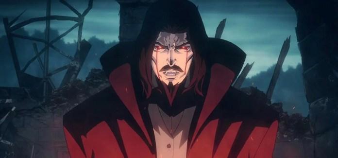 La tercera temporada de Castlevania NO llegará en diciembre 1