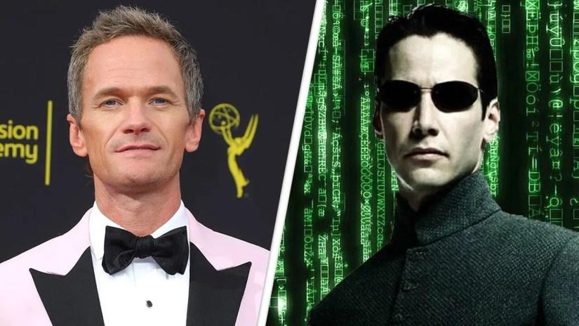 Neil Patrick Harris se ha conectado a Matrix 4 junto a Neo y Trinity