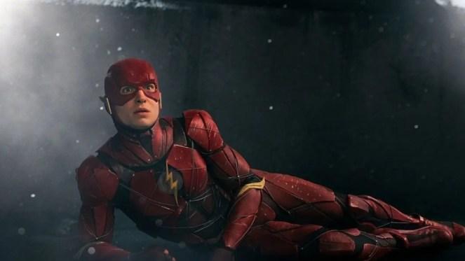 El futuro de Ezra Miller en The Flash pende de un hilo
