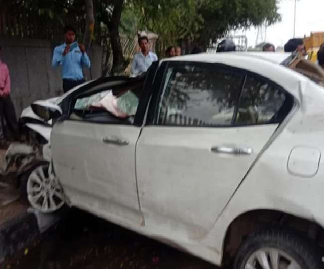 car accident made by daughter in law