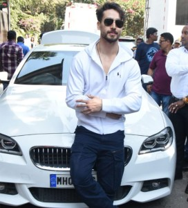 Tiger-shroff-cars- collection