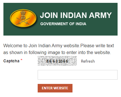 Join Indian Army