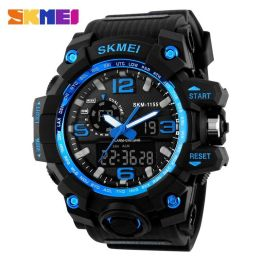 skmei-casual-men-leather-strap-watch-water-resistant-30m-ad1155-black-or-blue-1
