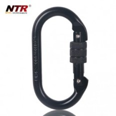 ntr-oval-quick-release-carabiner-screw-safety-lock-black-2