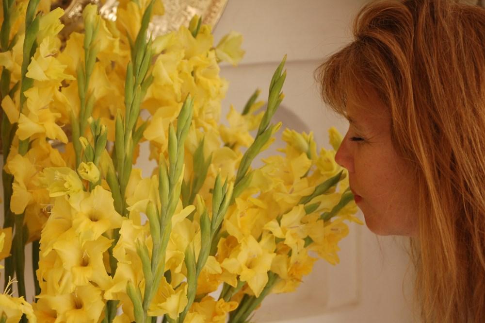 Flowers, flowers everywhere....... (5/6)