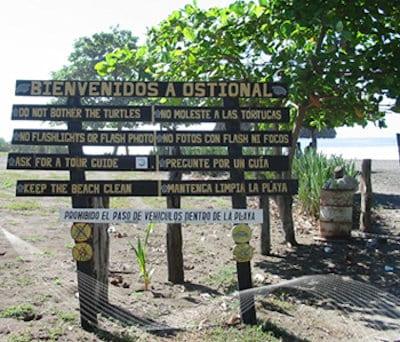 Refugio Nacional de Vida Silvestre Ostional