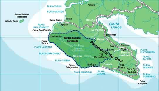 Península de Osa