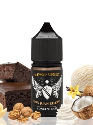 DON JUAN RESERVE FLAVOR 30ML KINGS CREST