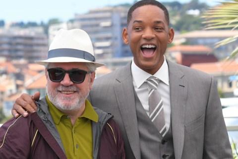 Netflix no ganará nada en Cannes pero consigue que Pedro Almodóvar les dirija una serie