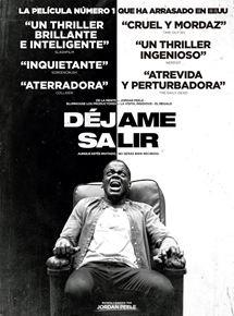 DEJAME SALIR (Get out)