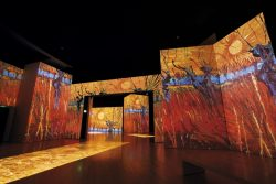 Van Gogh Alive en Ciudad de México