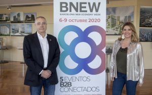 "Barcelona ""New Economy"": Un evento disruptivo en otoño"
