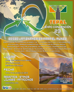 A un mes de la próxima EXPO TEPAL