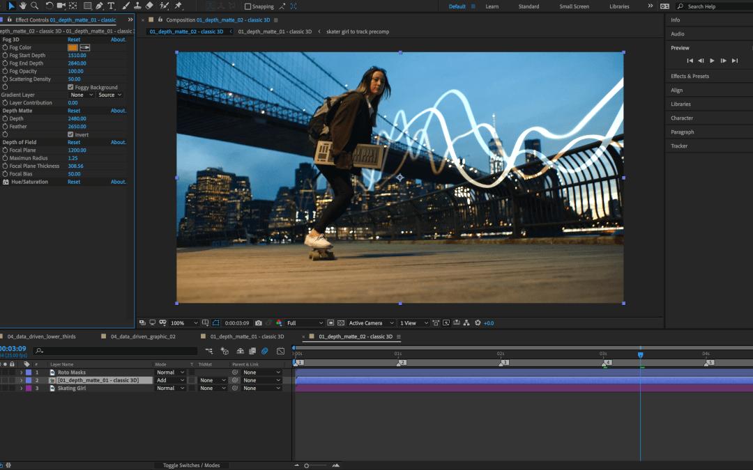 Adobe anuncia novedades de vídeo en IBC 2018