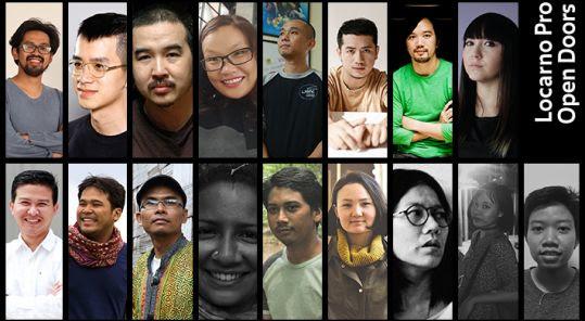 Ocho proyectos y nueve productores seleccionados para el Open Doors de Locarno