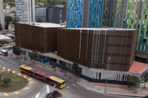 Inauguración  nueva sede  de la Cinemateca de Bogotá: Un  espacio para la Cultura Audiovisual,  Por Jairo Cruz Silva