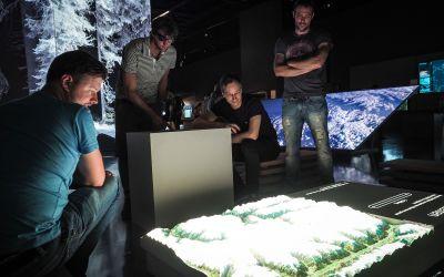 'Global Shift': mapping de alta precisión con los proyectores láser de Christie
