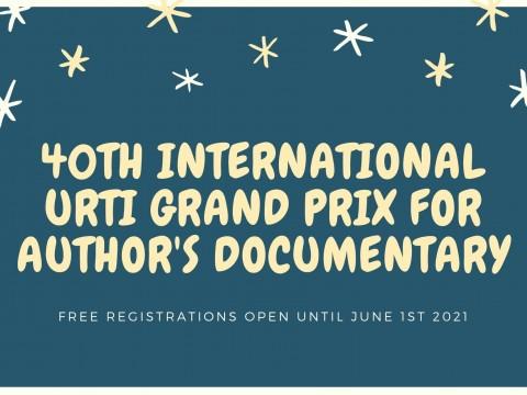 Gran premio internacional de documentales de la URTI