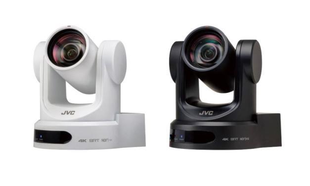 JVC lanza una avanzada serie de cámaras PTZ en 4K y HD con protocolos NDI y SRT
