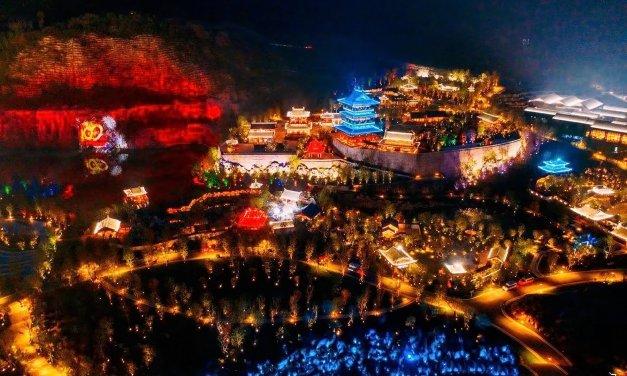 Los proyectores láser de la Serie HS de Christie iluminan el Jiangsu Garden Expo Park con visuales espectaculares