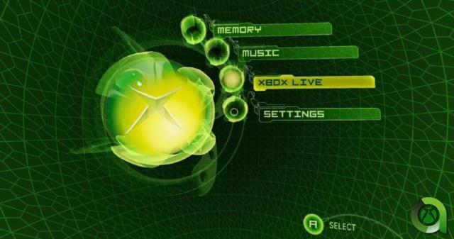 xbox menu