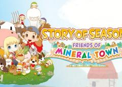 Story of Seasons: Friends of Mineral Town llega a Xbox