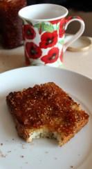 tea and toast