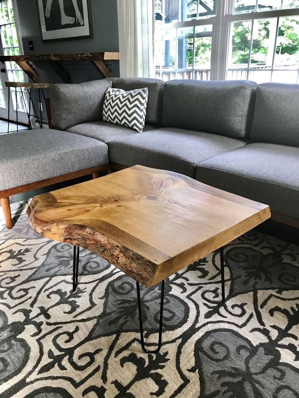 coffee tables american reclaimed