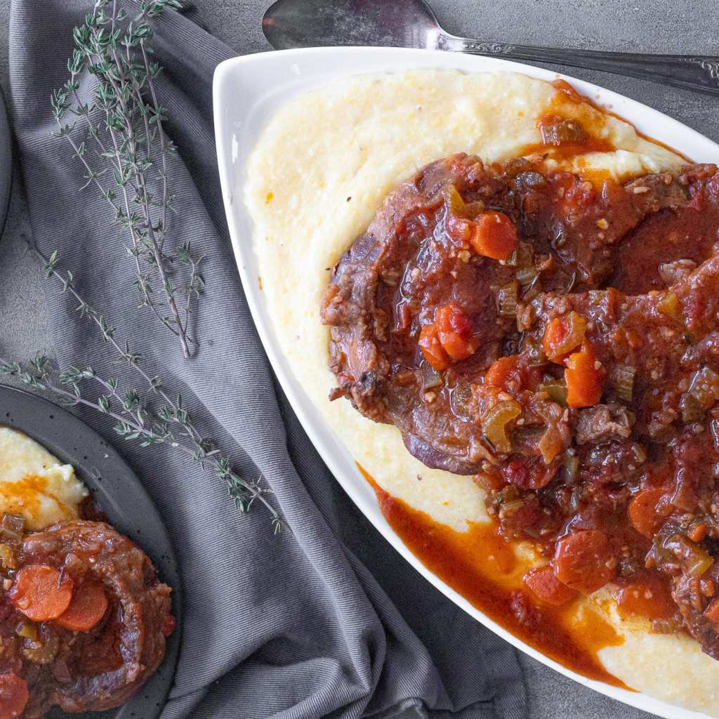 Simple And Delicious Osso Bucco