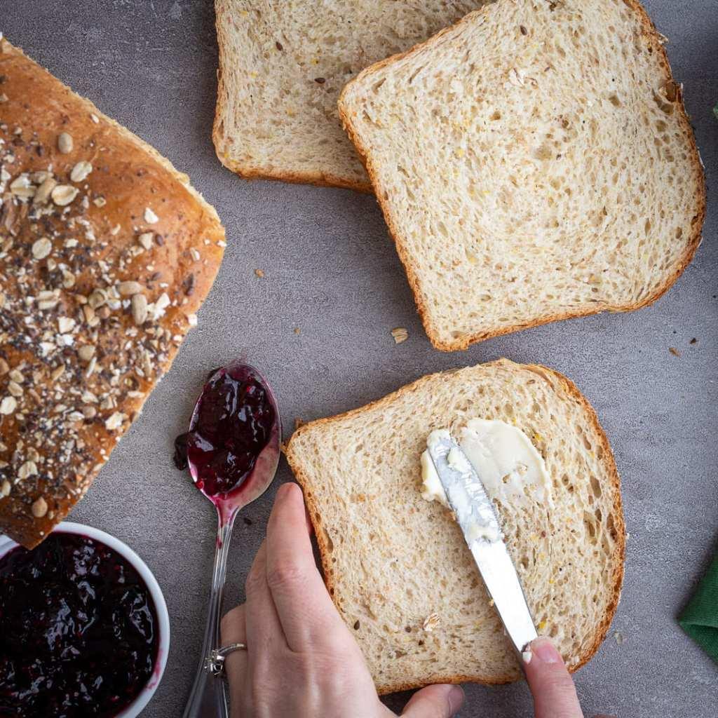 The Best Multigrain Bread