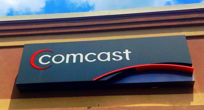Comcast launches