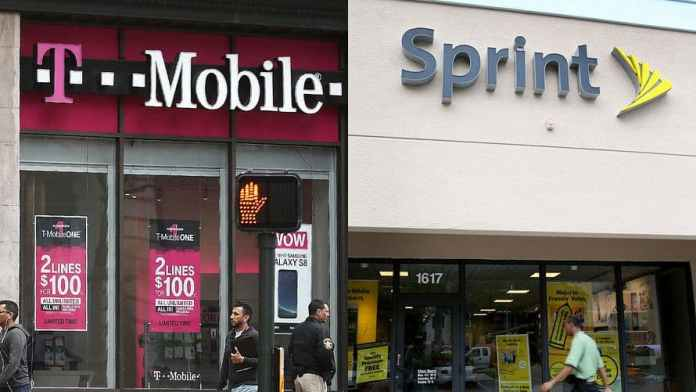 T-Mobile to acquire Sprint in October