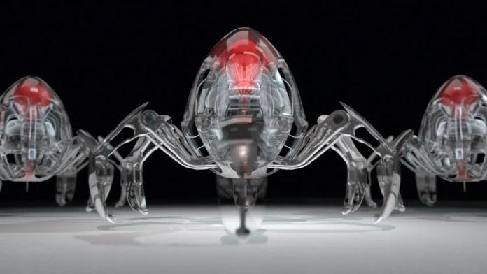 'Molecular robot' capable of building molecules