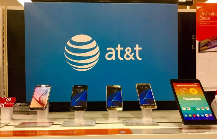New AT&T integrated communication tool