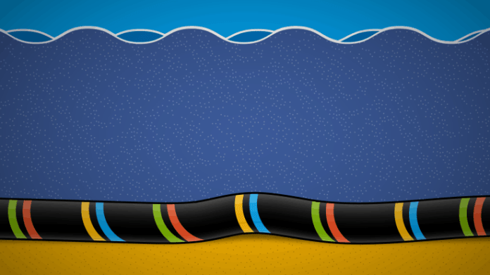 Jupiter subsea cable