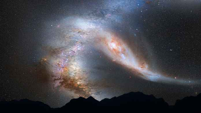 Astronomers discovered seven new galaxies