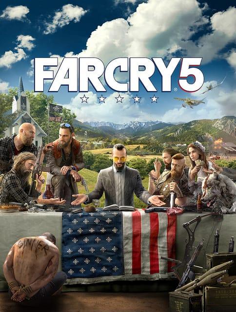 spinonews Ubisoft reveals Far Cry 5 season pass