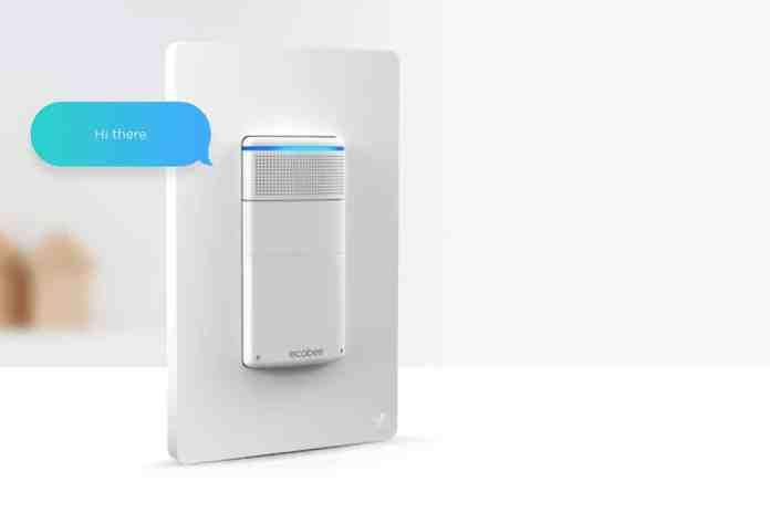 spinonews Alexa powered Ecobee's Switch