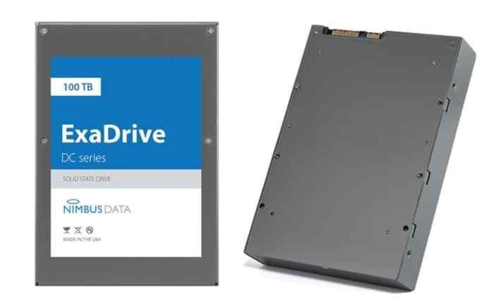 spinonews SSD with 100TB Storage