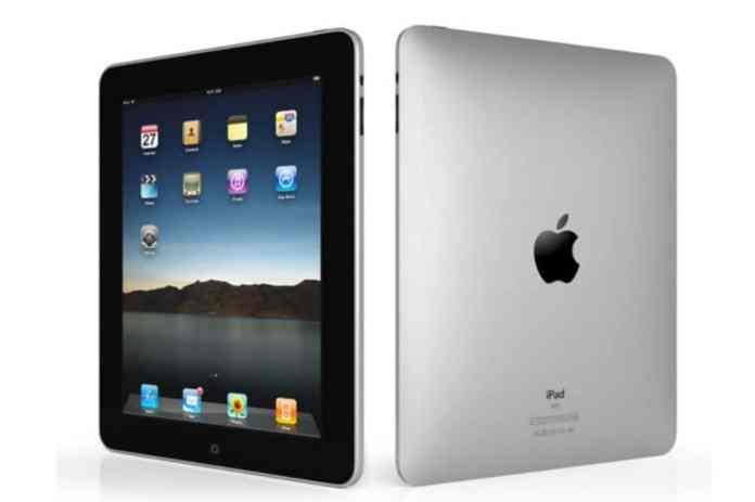 spinonews Budget Apple iPad