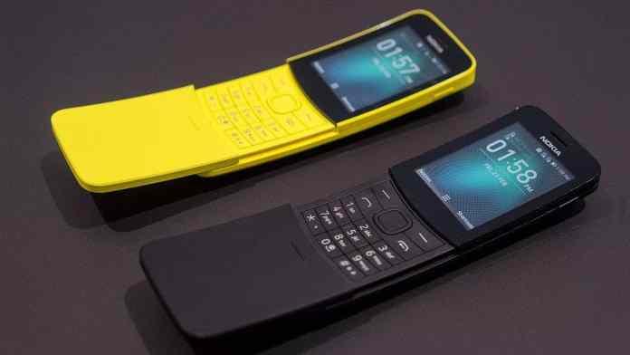 spinonews Nokia 8110 4G